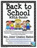 Back to School: MEGA-Bundle