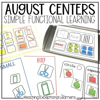 Magnet Centers designed for Special Education