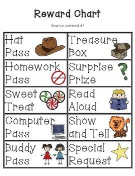 Back to School!- Management Reward Stickers