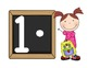 Kindergarten Back to School Math Centers (Envision Math To