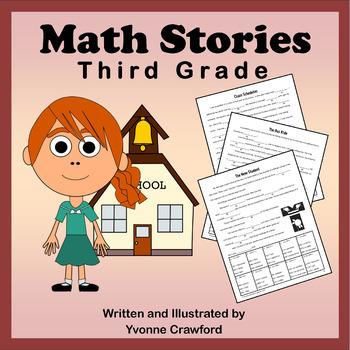 Math Stories - Third Grade