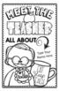 Meet the Teacher Template: Alternative for a Meet the Teac