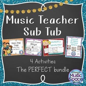 Music Sub Tub Bundle