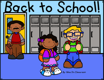 Back to School! 1 - 10 Review!