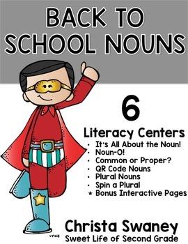 Back to School Nouns