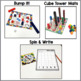 Back-to-School Number Puzzles & Clip Cards [Freebie!]