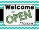 Back to School / Open House Powerpoint Presentation Templa