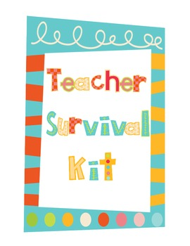 Back to School Organization Must Haves! Super Cute Forms f