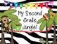 Back to School Postcards- Jungle Theme