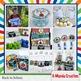 Back to School Printable Bundle, 18 coordinating printable