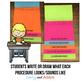 Back to School Procedures Flip Book