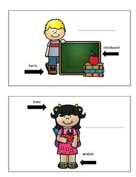 Back to School Pronouns