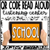 Stories about School Read Aloud QR Codes - FREEBIE!