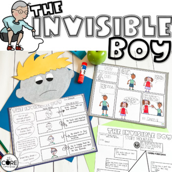 The Invisible Boy Read-Aloud Activities