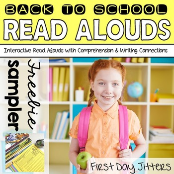 Back to School Read Aloud: Interactive Read Aloud Free Sam