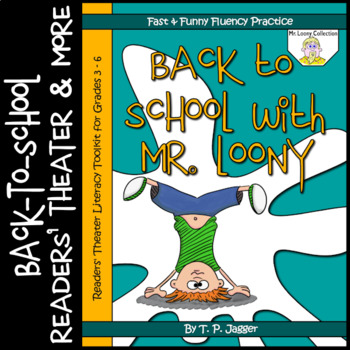 Back-to-School Readers' Theater - Back to School with Mr. Loony