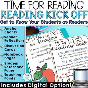 Reader's Workshop Becoming Readers