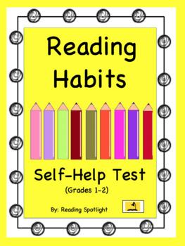 Reading Habits Self-Help Test (Gr.1-2)