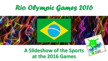 Back to School. Rio Olympic Games. Slideshow of all the sports