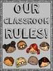 Back to School Rules! Engaging Activities{David Goes to Sc