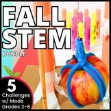 Back-to-School STEM Design Challenge 5-in-1 Bundle