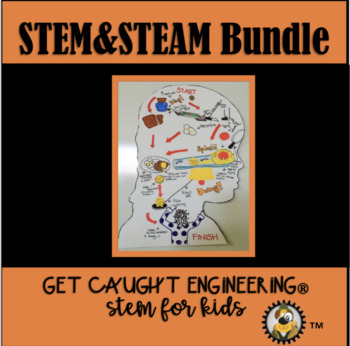 Back to School -STEM and STEAM Bundle