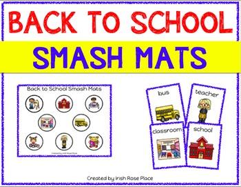 Back to School Smash Mats