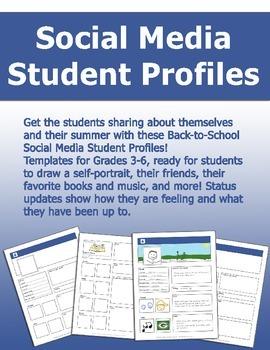 Back to School: Social Media Student Profiles
