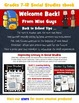 Back to School Social Studies & More eBook for Grades 7-12