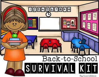 Back to School Survival Kit: 25+ Activities for the First
