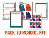 Back to School Teacher's Kit