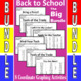 Back to School - The Big Bundle - 8 Coordinate Graphing Ac