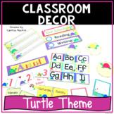 Back to School - Turtles