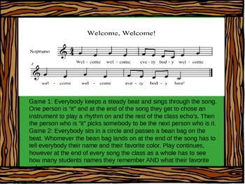 Back to School: Welcome, welcome!