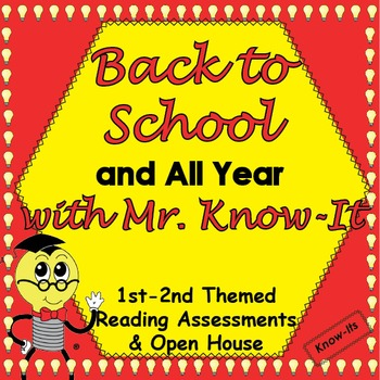 Back to School and All Year 1st-2nd