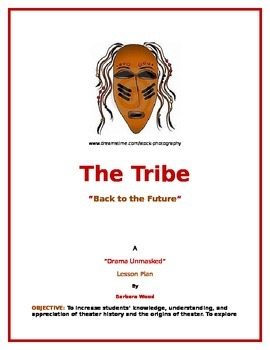 """Back to the Future"" - Tribal Performances"