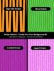 Background / Digital Paper Creator - Photoshop Template -