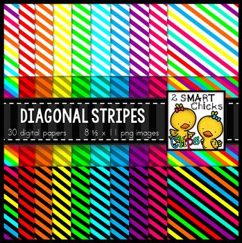 Background Paper – Diagonal Stripes Bundle