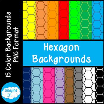 Backgrounds-Hexagons
