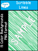 Backgrounds-Scribble Lines