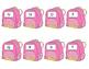 Backpack Alphabet Sort