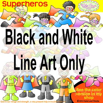 Backpack Kids Superheros Line Art Kids Super Heros Line Ar