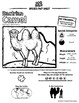 Bactrian Camel -- 10 Resources -- Coloring Pages, Reading