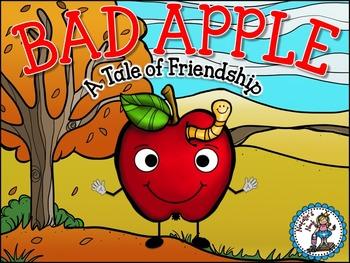 Bad Apple {Book Companion}