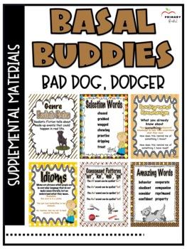 Bad Dog, Dodger! -Reading Street (2013) 2nd Grade Unit 5 Week 3