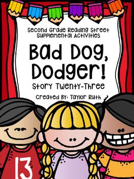 Bad Dog, Dodger Supplemental Activities (Second Grade Read
