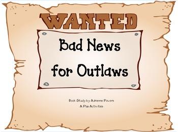 Bad News for Outlaws Book Companion