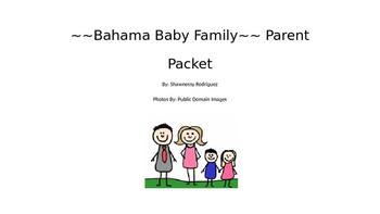 Bahama Baby Family