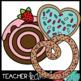 Bakery Fun & Sweets Clipart BUNDLE