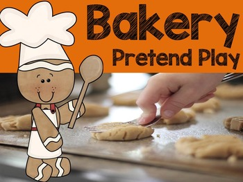 Bakery Pretend Play - A Colorful Counting Bakery